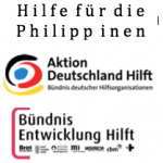 Spendenaktion Philippinen