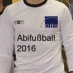 Abifußball 2016
